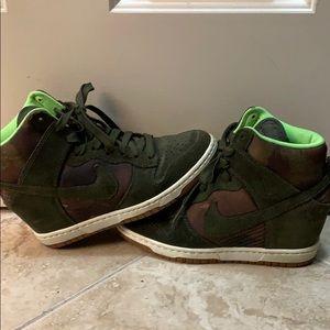 Nike wedge Dunks